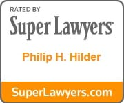 Rated by Super Lawyers | Philip H. Hilder | Superlawyers.com